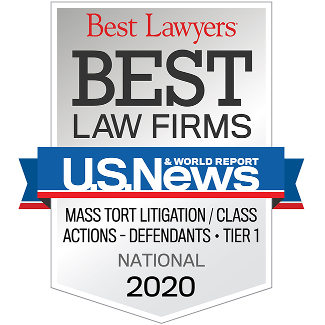 Pierce Atwood Best Law Firms Class Action National Tier 1