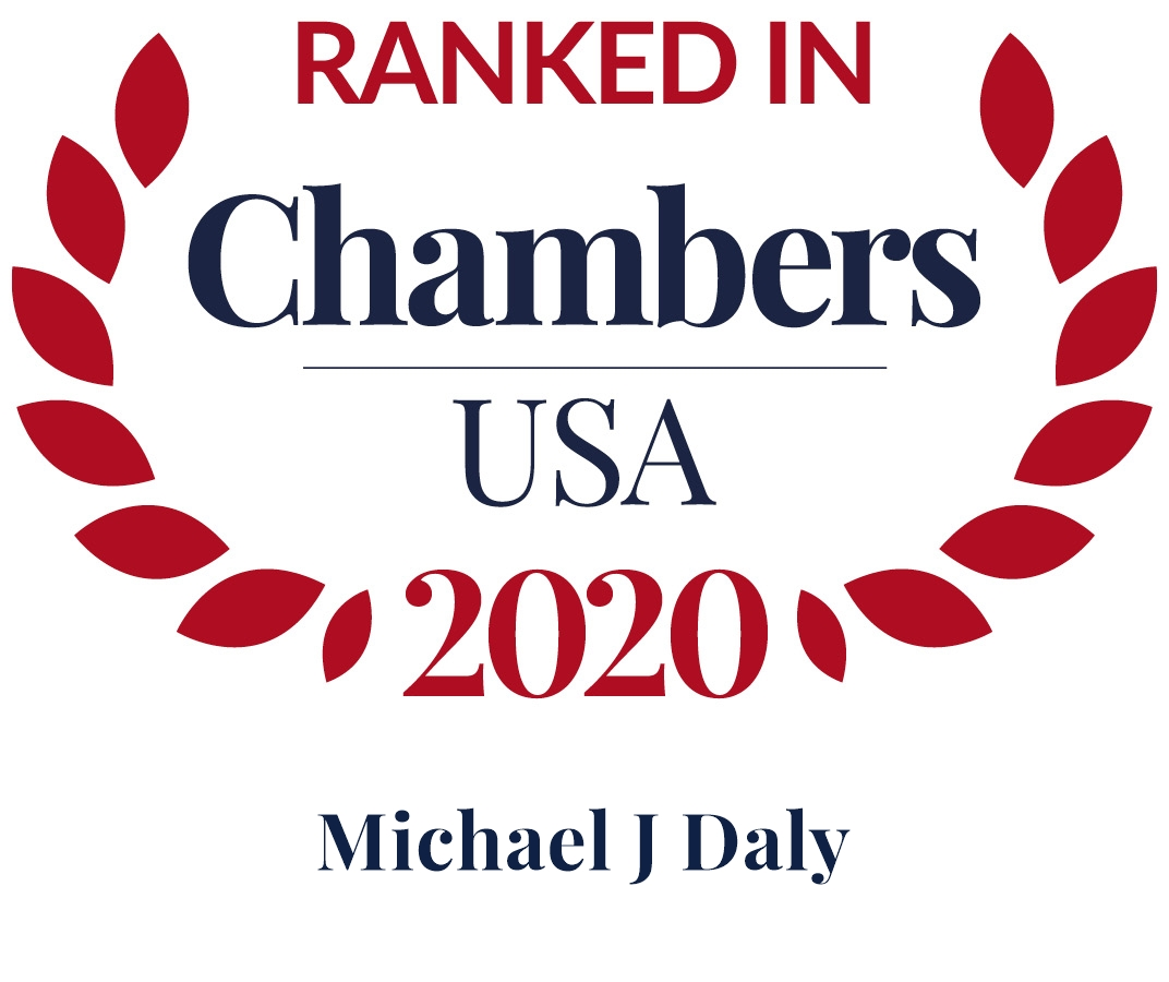 Mike Daly Ranked in Chambers USA 2020