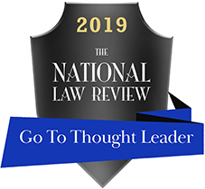 Tom Dunn receives NLR go-to thought leader award
