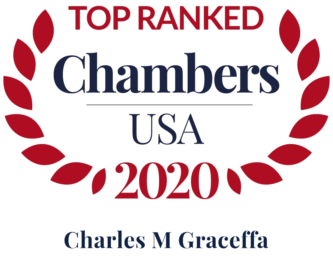 Chuck Graceffa Ranked in Chambers USA 2020