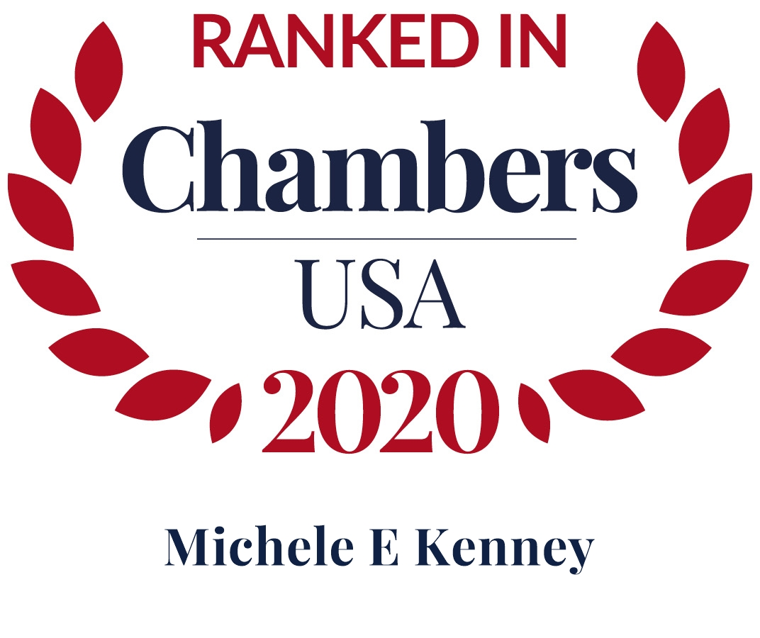 Michele Kenney Ranked in Chambers USA 2020