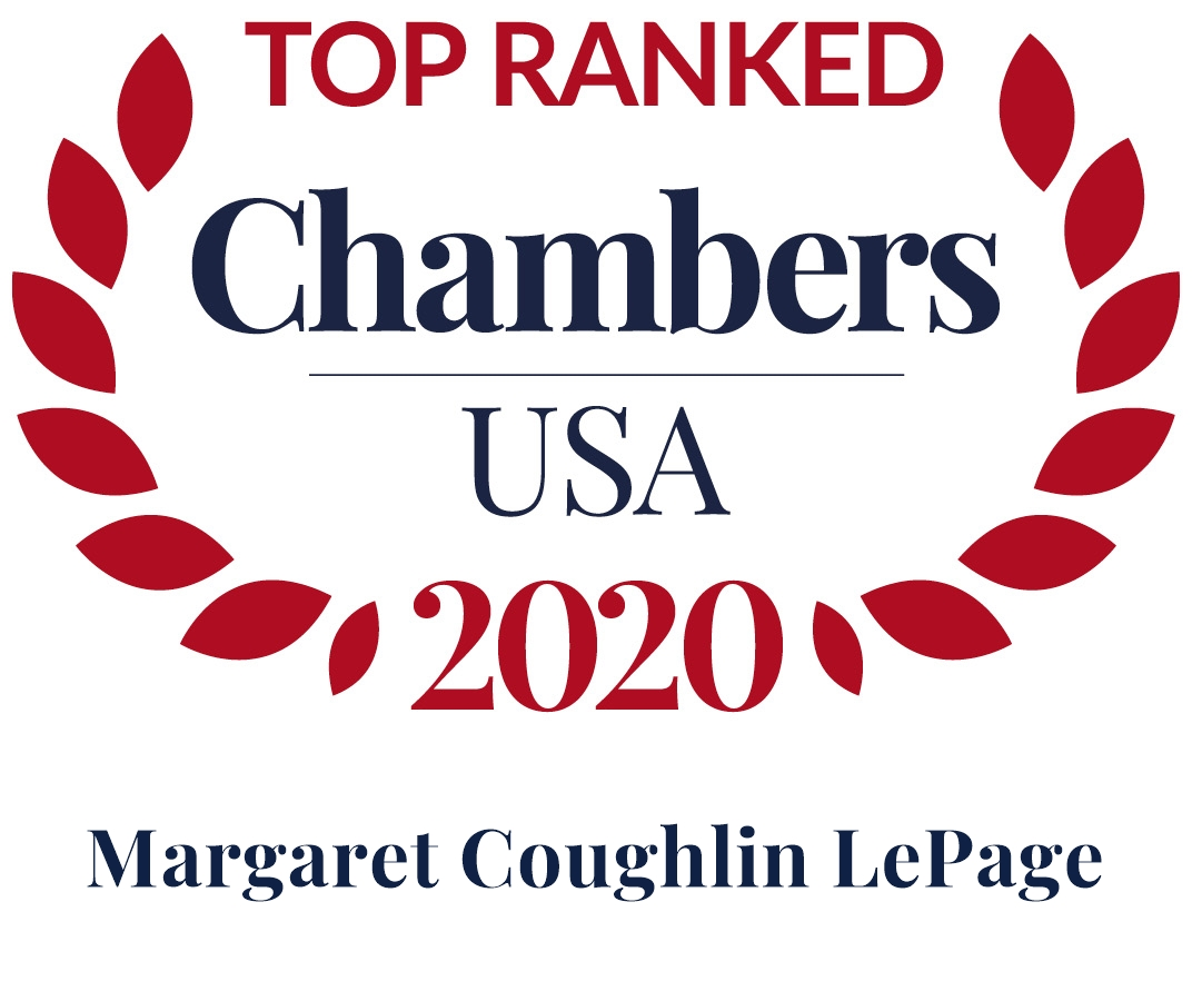 Meg LePage Ranked in Chambers USA 2020