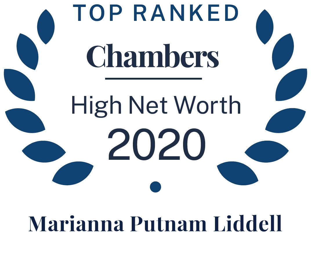Molly Liddell Chambers 2020 High Net Worth