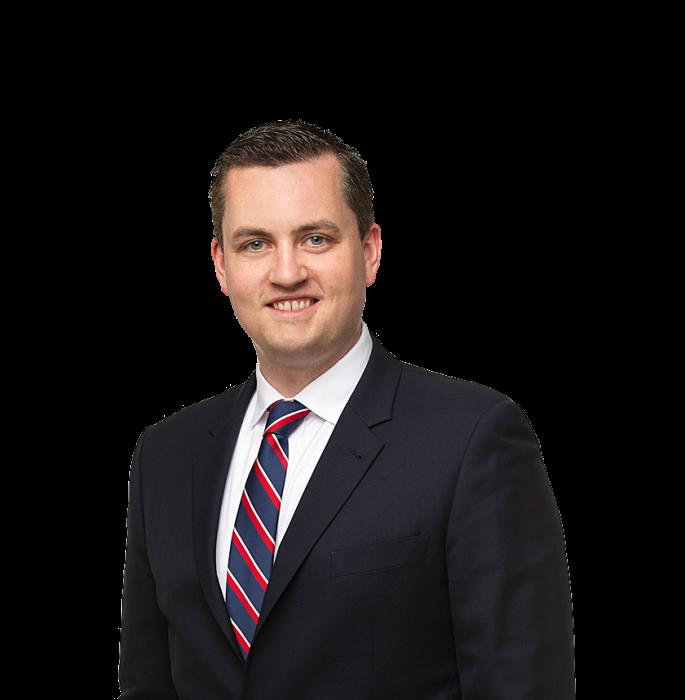 Matt O'Connor litigation associate