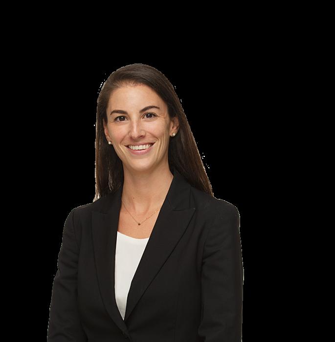 Sarah Remes litigation associate